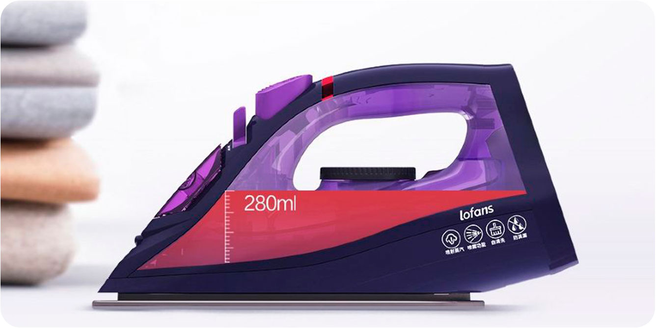Утюг-беспроводной-Xiaomi-Lofans-Murphy-Cordless-Steam-Iron-Purple-(YD-012V)_3.jpg